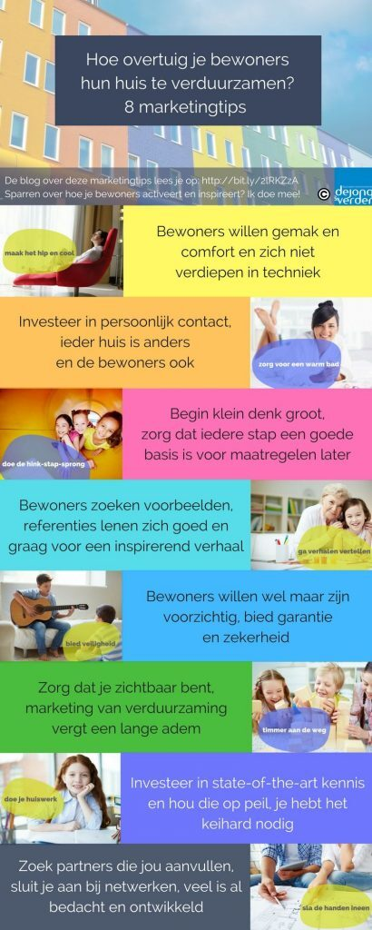 marketingtips verduurzamen