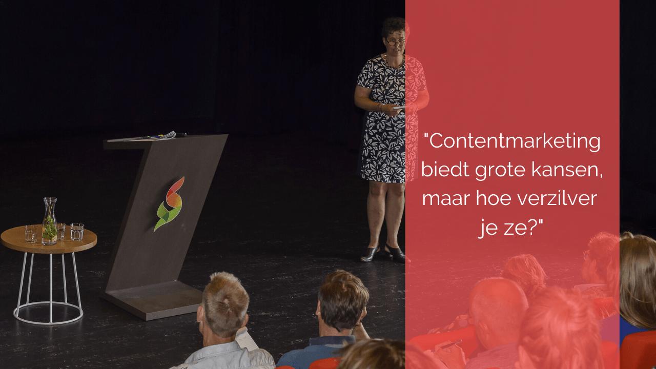 Masterclass Contentmarketing: maak van je kennis waardevolle content