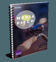 Checklist 10 stappen media pitch