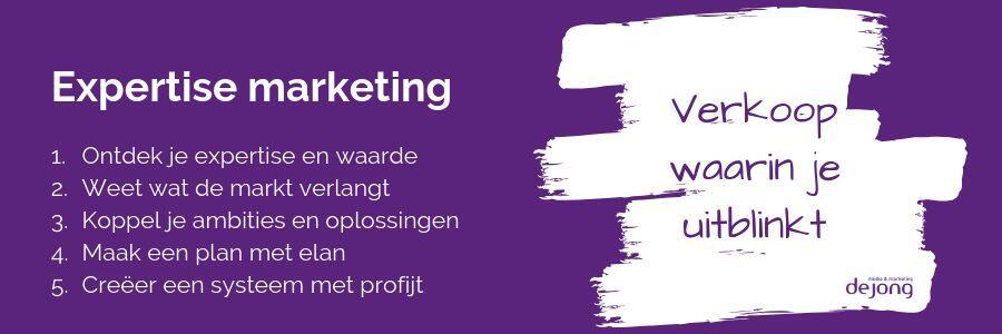 expertise marketing