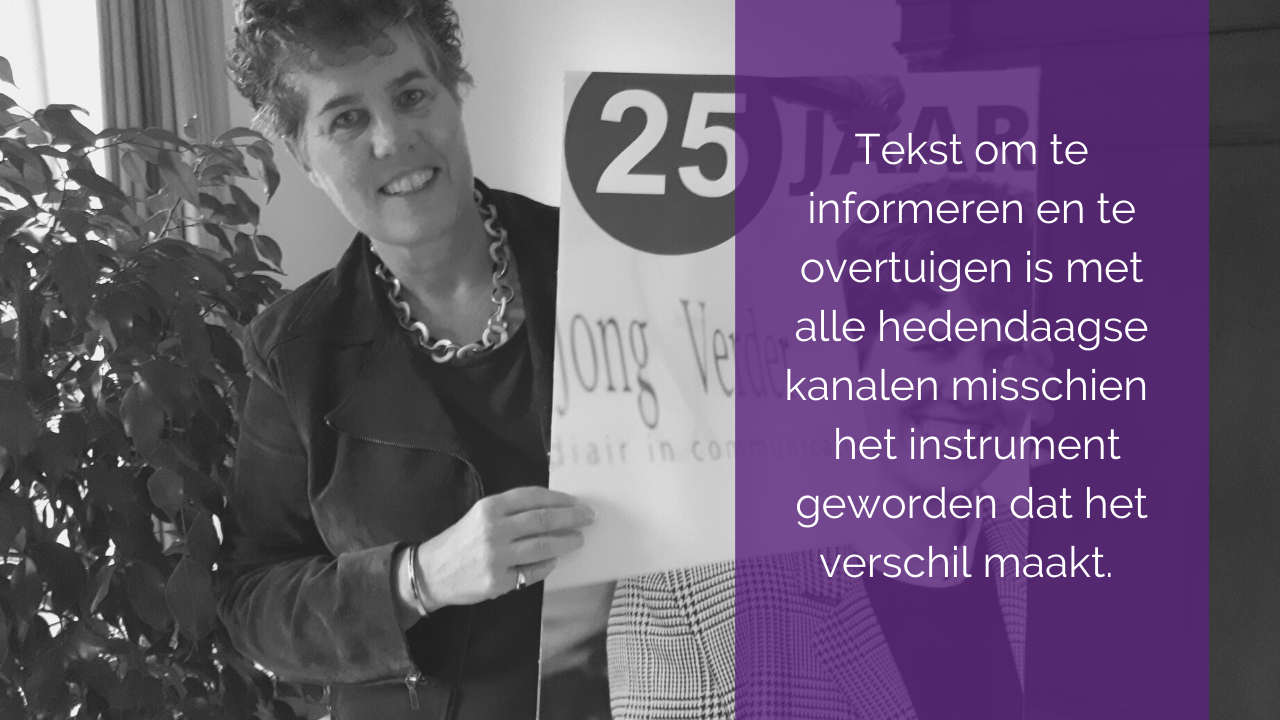 25 jaar adviseur marketing en communicatie in de techniek